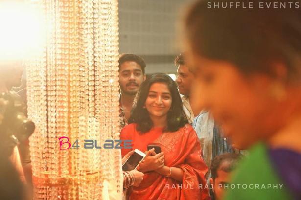 Arjun Ashokan Wedding Photos 2