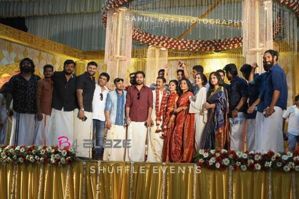 Arjun Ashokan Wedding Photos 3
