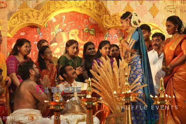Arjun Ashokan Wedding Photos 5