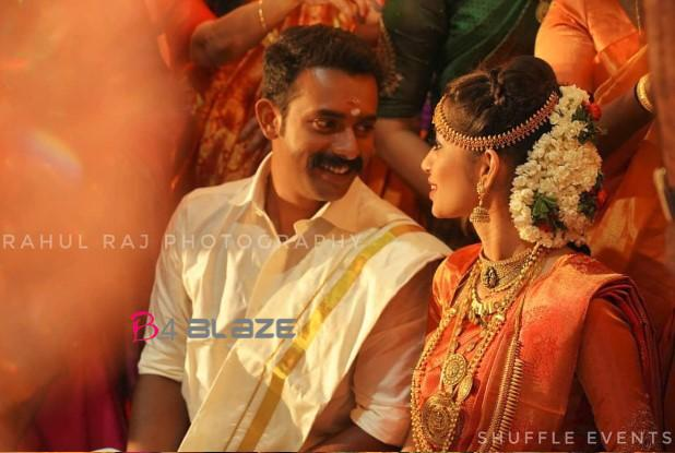 Arjun Ashokan Wedding Photos 6