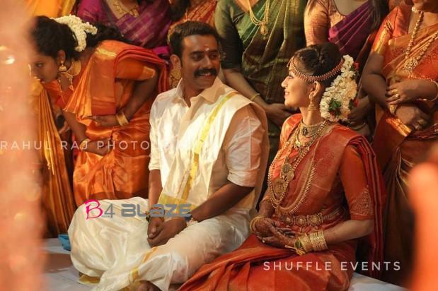 Arjun Ashokan Wedding Photos 7