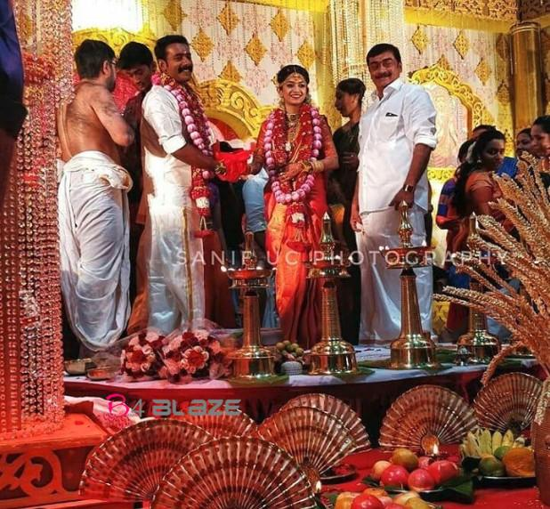 Arjun Ashokan Wedding Photos 8