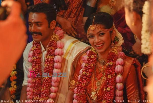 Arjun Ashokan Wedding Photos 9