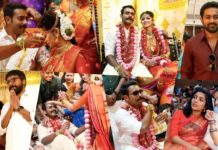 Arjun Ashokan Wedding Photos and Videos