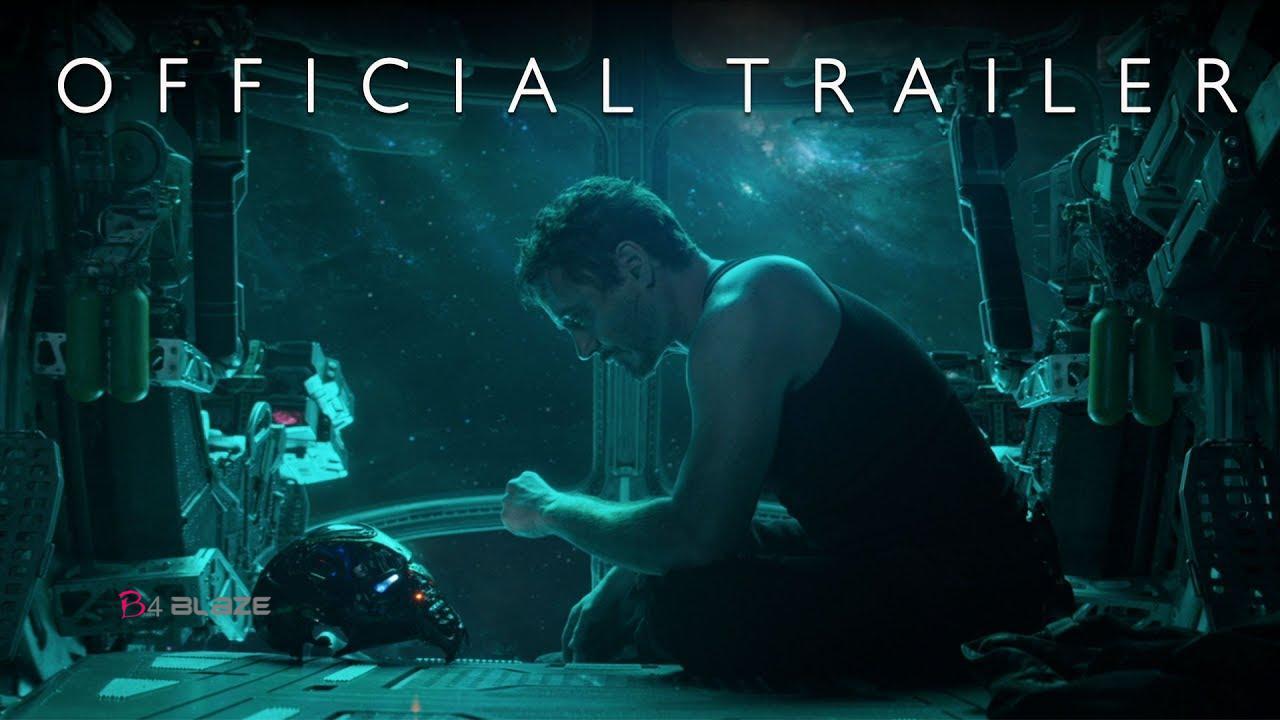 Avengers official trailer