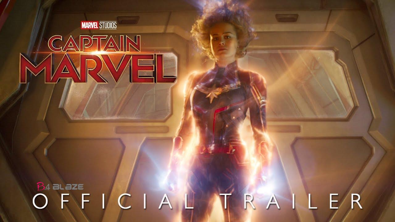 Captain Marvel Trailer 2