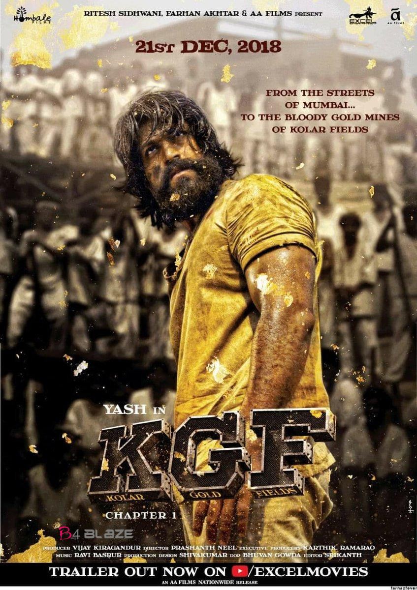 KGF now available in onlline. watch movie online