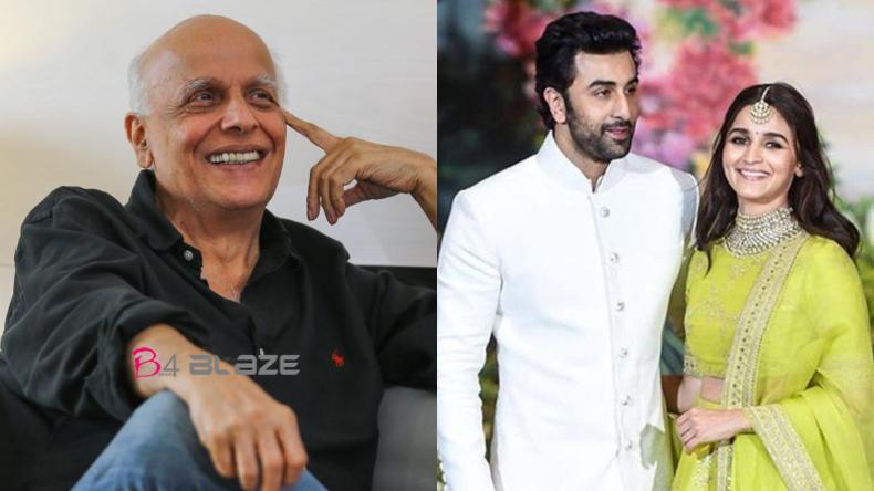 Mahesh Butt admits ranbir kapoor and alia butt in a relationship