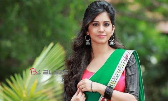 Nabha Natesh in Saree