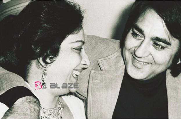 Nargis And Sunil Dutt