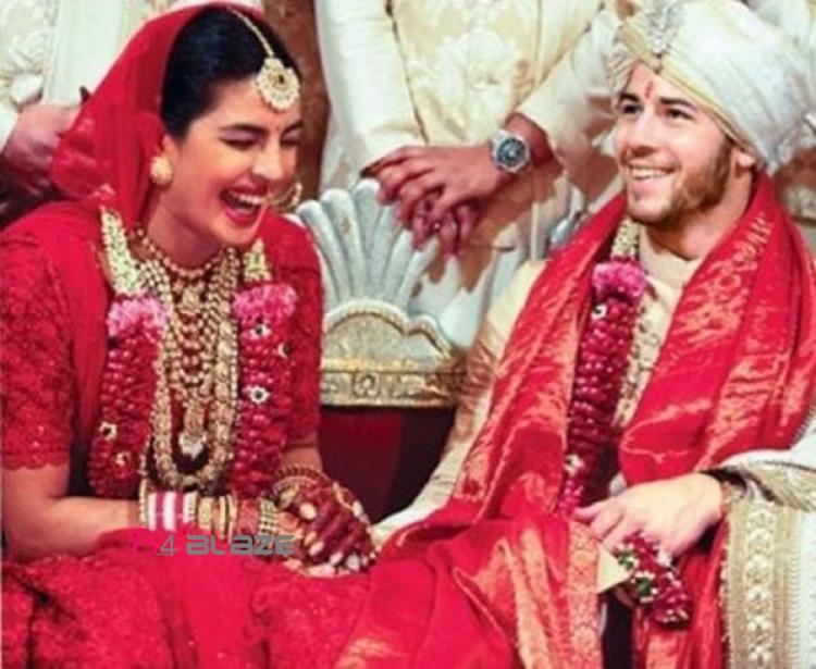 New Photos of Priyanka Chopra and Nick Jonas Wedding