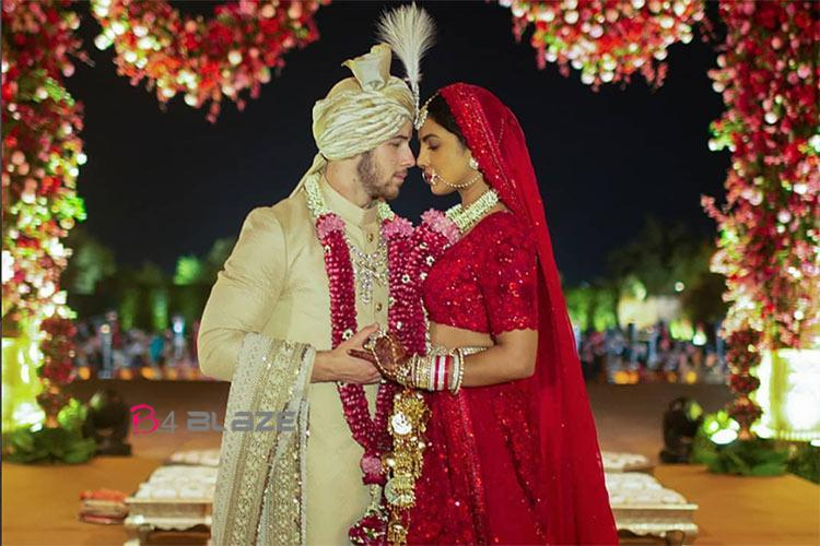 latest photos of Priyanka Chopra and Nick Jonas Wedding