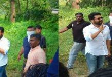 Suriya's NGK Shooting at Kochi