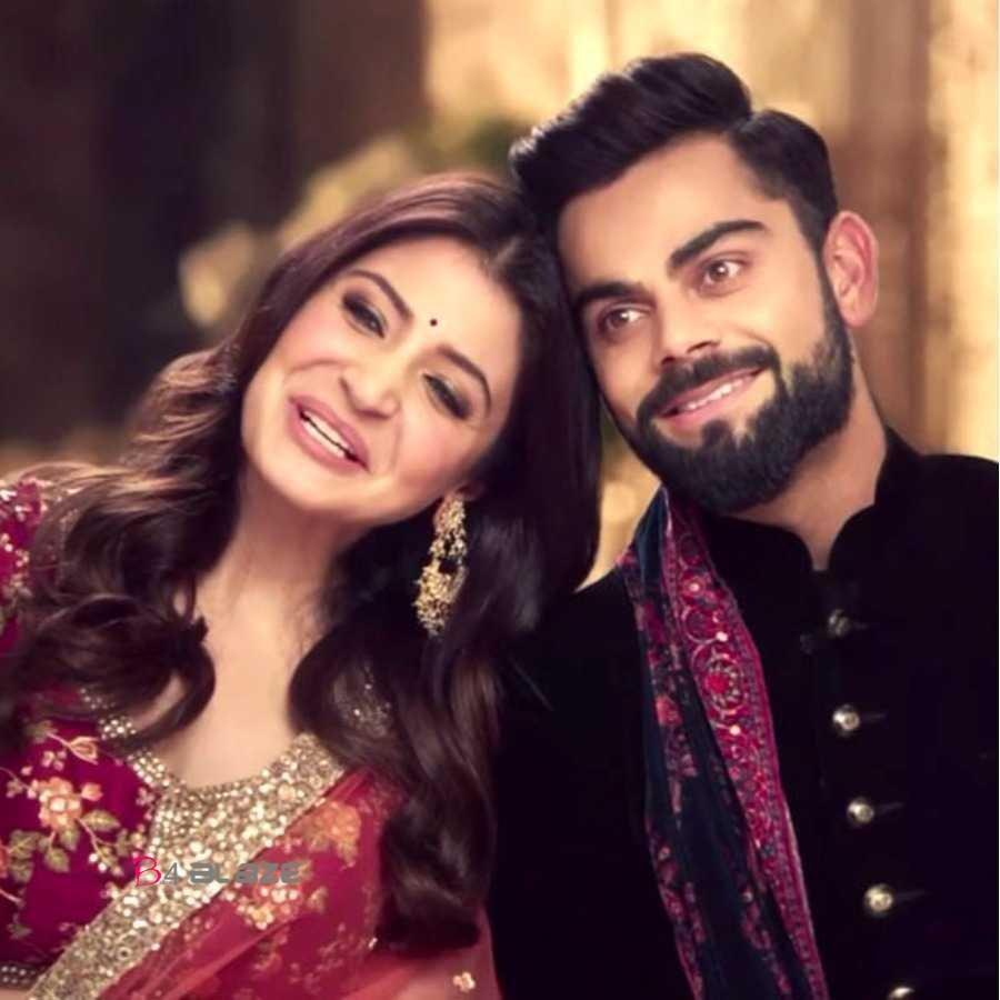 Virat-Anushka wedding anniversary 4