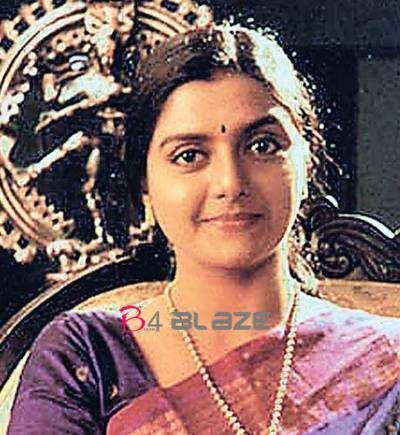 Police registered a case against Bhanupriya
