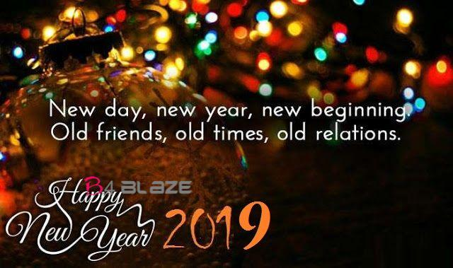 Happy New Year 2019 Quotes With Images Best Inspirational Quotes