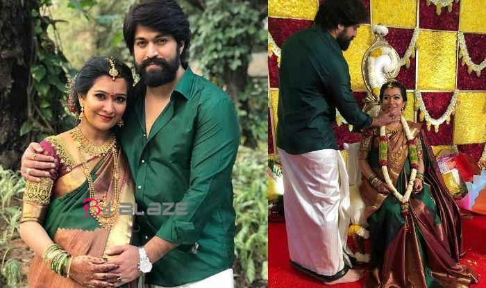 yash's wife's baby showering function