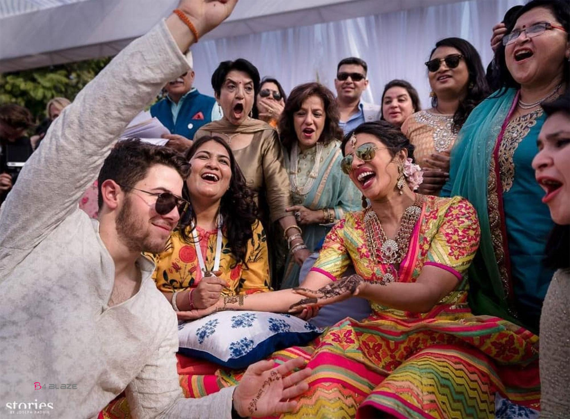 priyanka chopra wedding photos 2