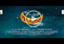 thattumpurath achuthan official teaser