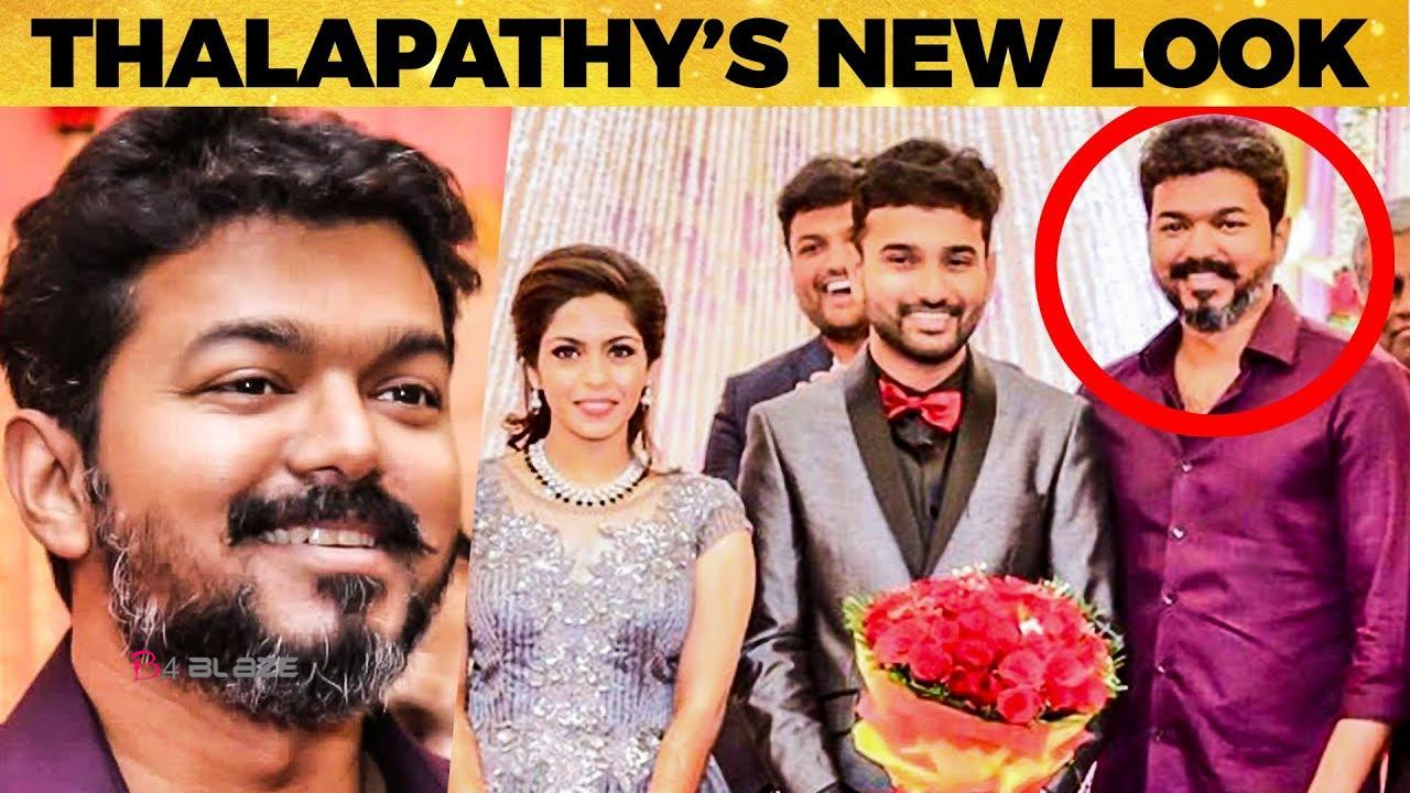 vijay's new look for thalapathy 63