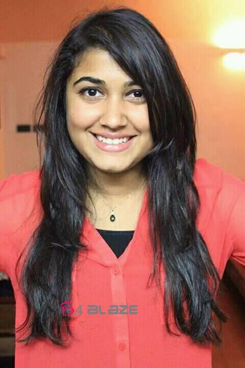 Vismaya's Cute Smile