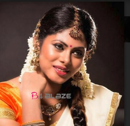 Geethanjali Rajmannan  biography, age, photos, filmography and family