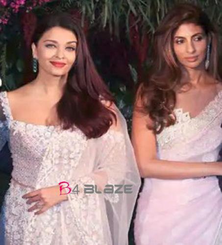 aishwarya rai and sweta bachchan