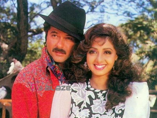 Sridevin in Roop Ki Rani Choron Ka Raja