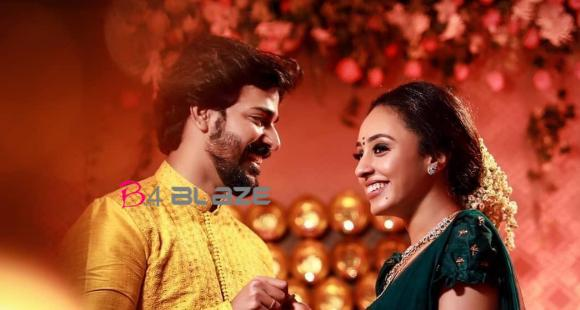 Srinish and Pearle Maany Engagement Photos (1)