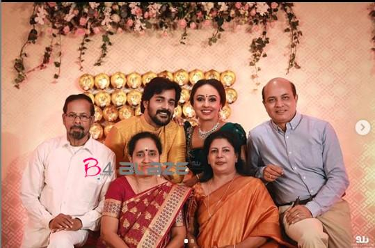 Srinish and Pearle Maany Engagement Photos (2)