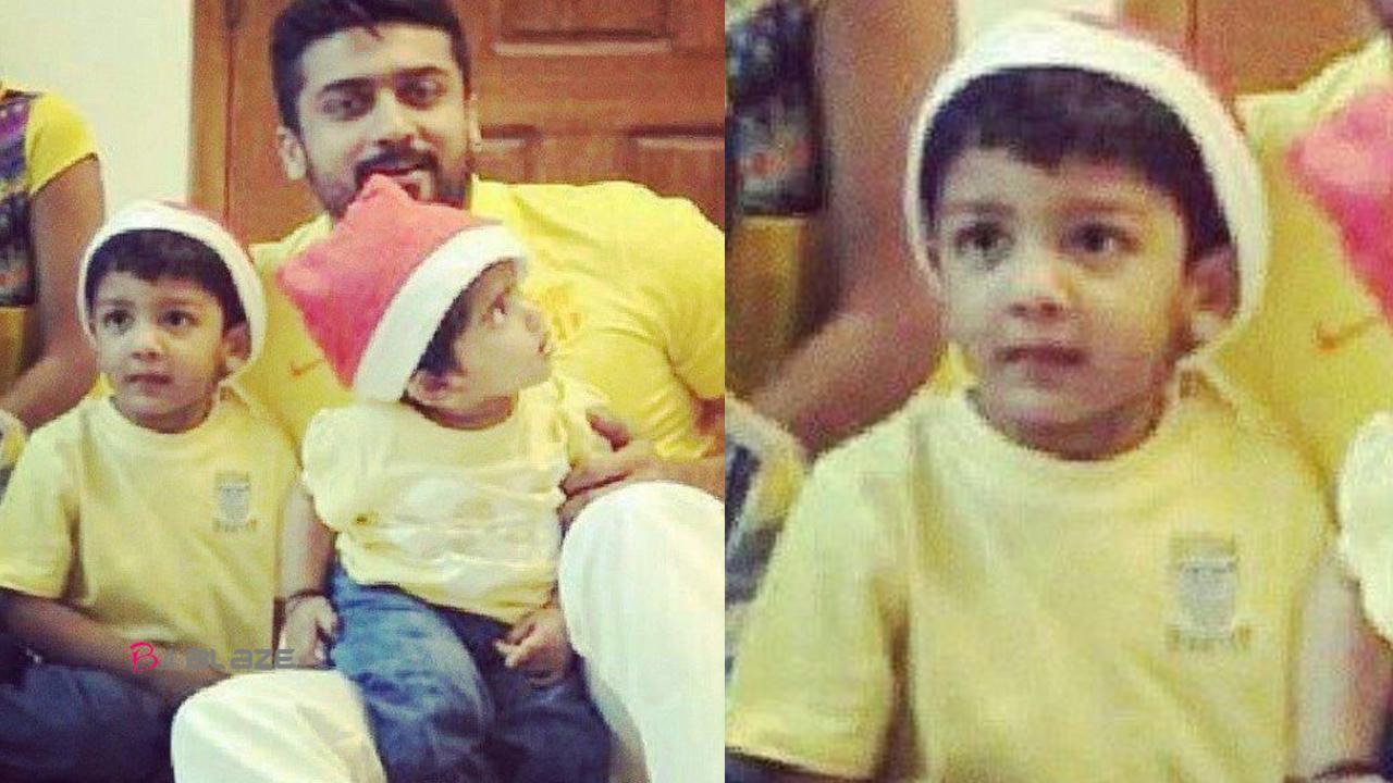 Suriya's son Dev