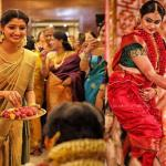 Vidhya unni marriage photos 6