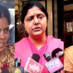 case against actress Bhanupriya