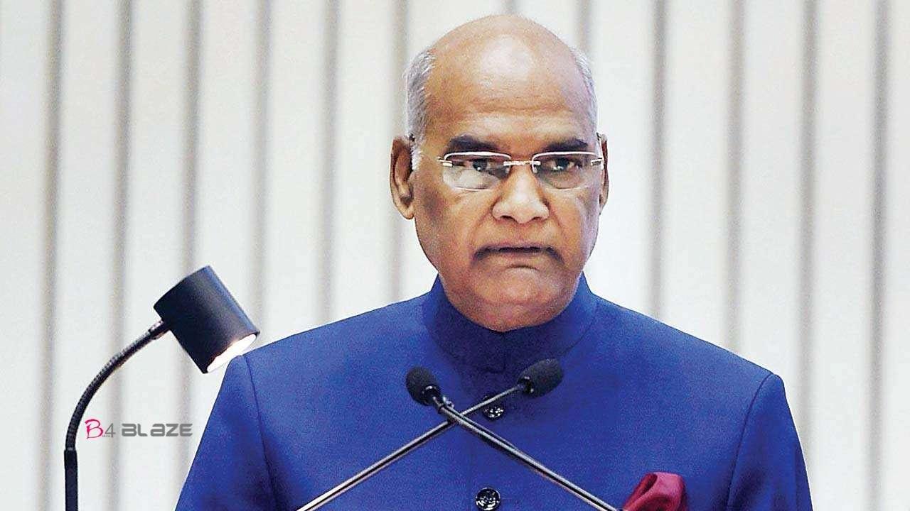indian president ram nath kovind image