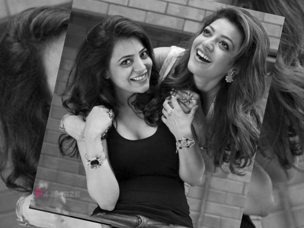 kajal agarwal and nisha