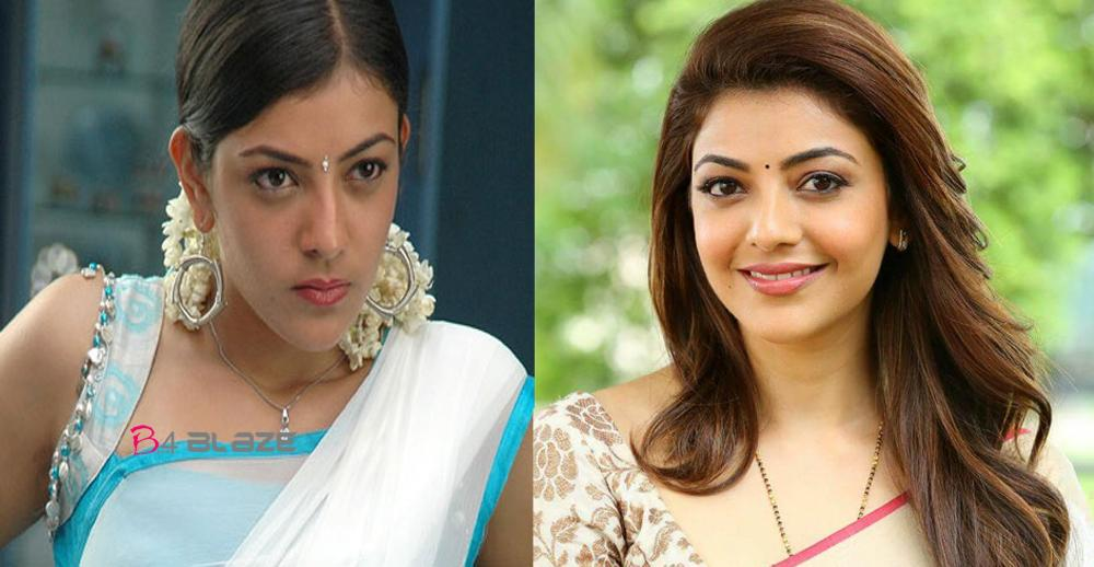 kajal agarwal before and after 10 years