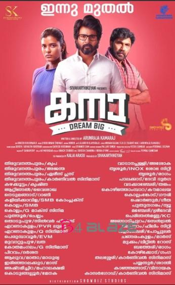 kanaa kerala theater list