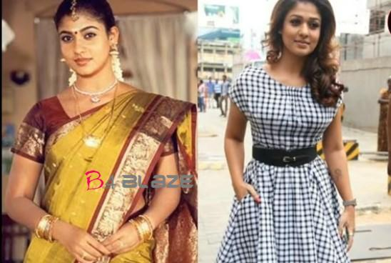 nayanthara before and after plastic surgery