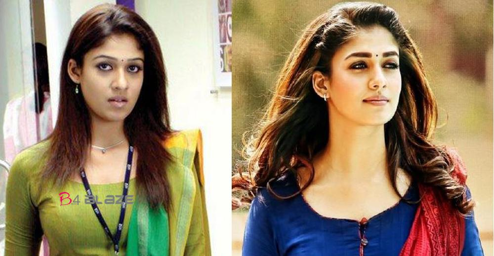 nayanthara before and after 10 years