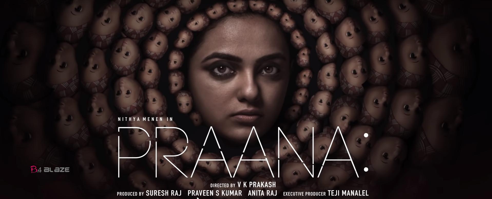 Praana movie posters