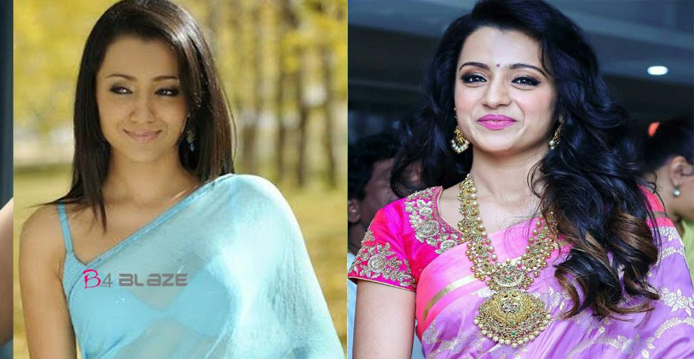 trisha before and after 10 years