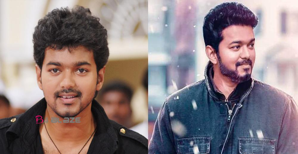 vijay before and after 10 years