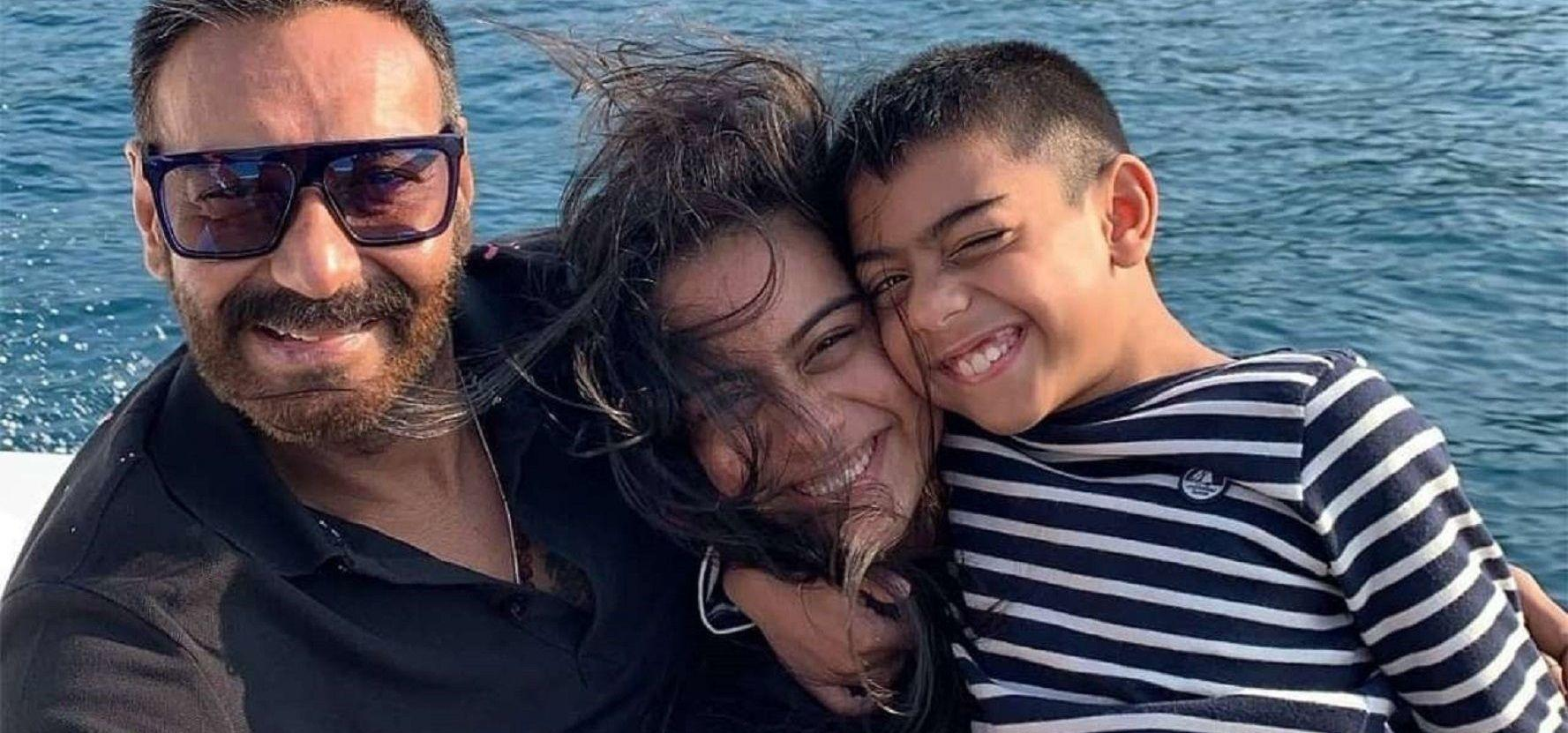 Ajay devgn and family
