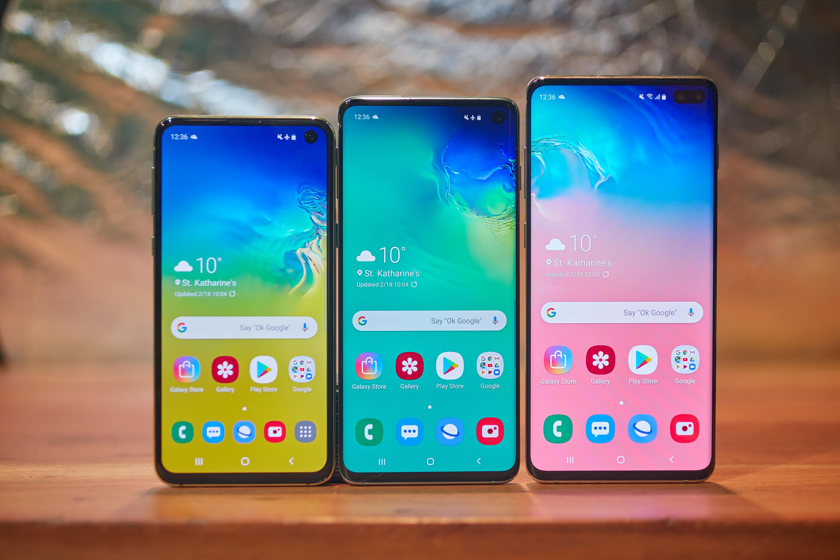 Galaxy S10 Price in India