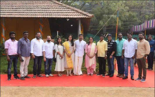 Jyothika and Revathy joining under Suriya productions house