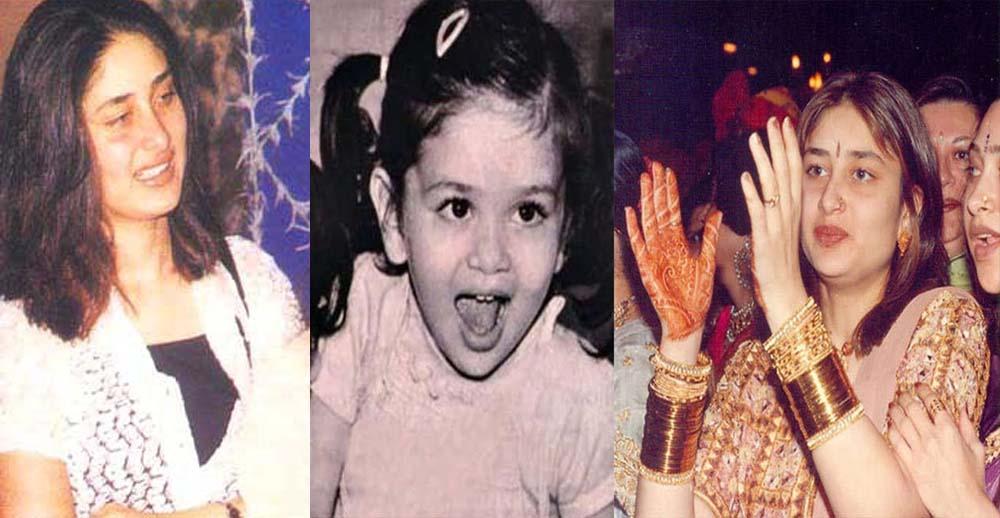 Kareena Kapoor Rare Unseen Photo Collections
