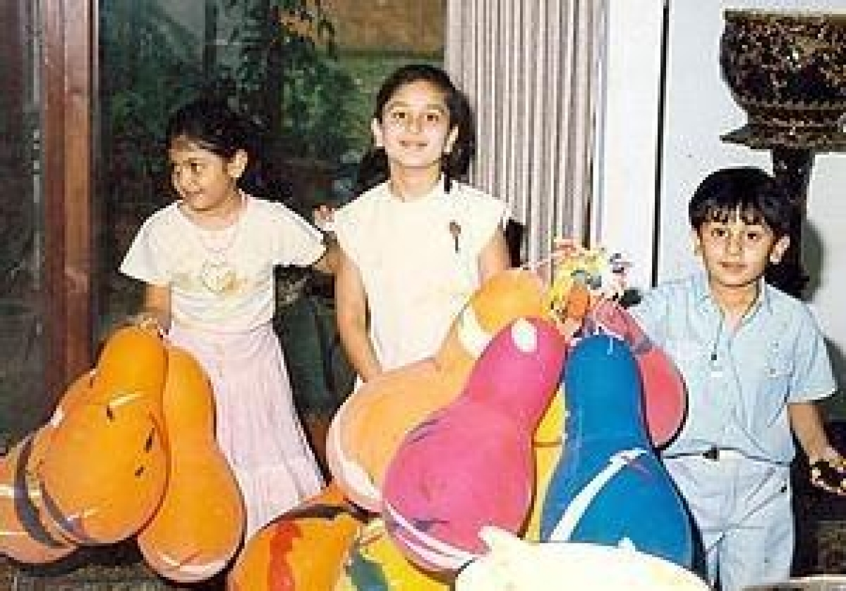 Kareena Kapoor's Rare Photos 1