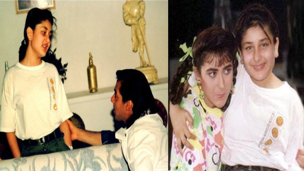 Kareena Kapoor's Rare Photos 3
