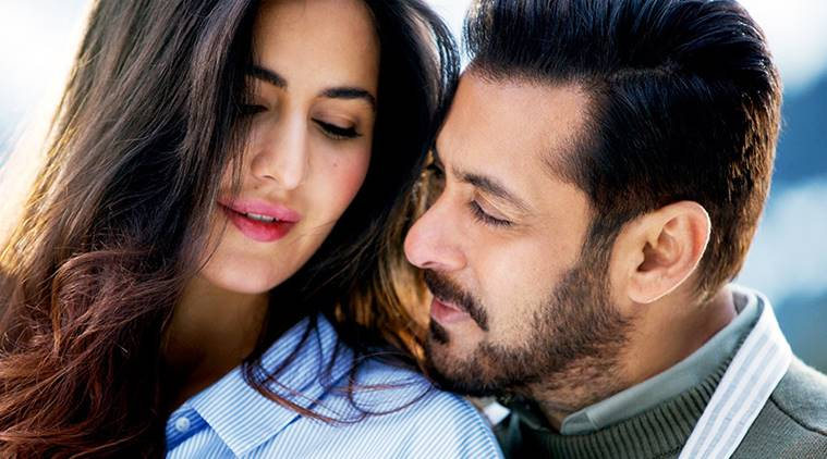 Katrina and Salman Khan