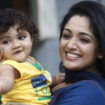 Kavya with her Baby
